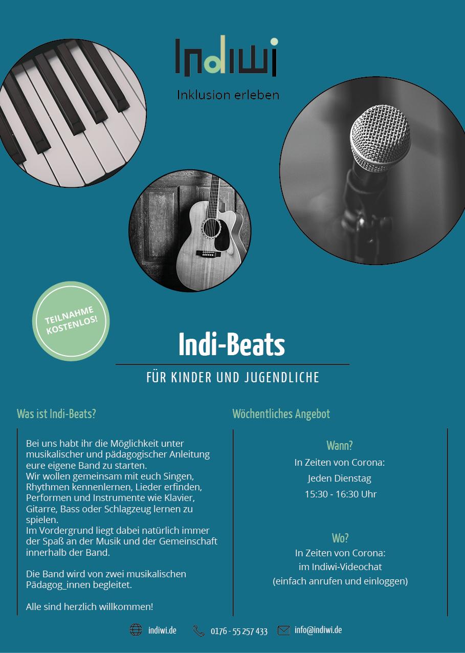 Was ist Indi-beats_videochat